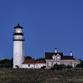Cape Cod Light by John Greim