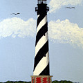 Cape Hatteras Lighthouse by Frederic Kohli