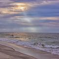 Cape May Beach by Tom Singleton