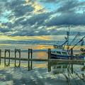 Cape Purse Seiner by Paul Fell
