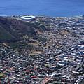 Cape Town South Africa by Aidan Moran