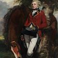 Captain George K. H. Coussmaker by Joshua Reynolds