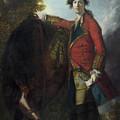 Captain Robert Orme by Joshua Reynolds