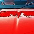 Car Hood Reflection Bump Map by Karl Rose