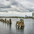 Cardiff Bay Panorama by Steve Purnell
