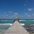 Caribbean Landing by Jannis Werner