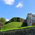 Carisbrooke Castle - Isle Of Wight by Joana Kruse