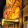 Carnegie Hall by Kenneth Grant