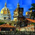 Cartagena Colombia by Rafael Salazar