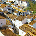 Casares Rooftops by Chris North