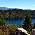 Cascade Lake by Lynn Bawden