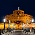 Castel Sant Angelo by Songquan Deng
