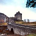 Castle Eilean Scotland by Douglas Barnett