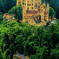 Castle Hohenschwangau by Wolfgang Stocker