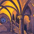 Castle by Nicholas Roerich
