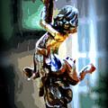 Catching Rain by Chris Brannen