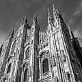Cathedral Of Milan by Gary Fossaceca