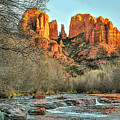 Cathedral Rock, Sedona by Tom Clark
