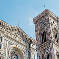 Cattedrale Di Santa Maria Del Fiore Is The Main Church Of Floren by Alexandre Rotenberg