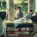 Catullus Reading His Poems by Sir Lawrence Alma-Tadema