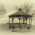 Cayuga Gazebo by William Norton