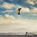 Cefn Sidan Beach 1 by Phil Fitzsimmons