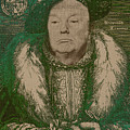 Celebrity Etchings - Donald Trump by Serge Averbukh