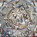 Celestial Planisphere, 1660 by Granger
