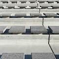 Cement Seats by Gaspar Avila