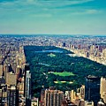 Central Park by L O C
