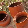 Ceramic Pots by Robert Hamm