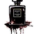Chanel Noir Perfume by Del Art
