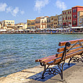 Chania - Crete by Joana Kruse