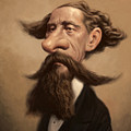 Charles Dickens by Court Jones