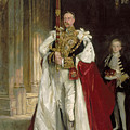 Charles Stewart Sixth Marquess Of Londonderry by John Singer Sargent
