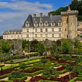 Chateau De Villandry by Louise Heusinkveld