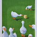 Cheese And Quackers by Sheryl  Sutherland