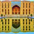 Chelel Sotun Palace by Mao Lopez