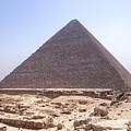 Cheops Pyramid - Egypt by Joana Kruse