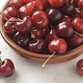 Cherries by Julie Woodhouse