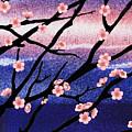 Cherry Blossoms by Irina Sztukowski