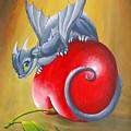 Cherry Dragon by Mary Hoy