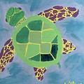 Chiaras Turtle by Yshua The Painter