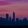 Chicago Sunrise by Steve Kuzminski