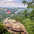 Chimney Rock State Park by Cecilius Concepcion