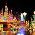 Chinese Lantern Festival by Oleksiy Maksymenko