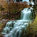Chittanengo Falls by Doolittle Photography and Art