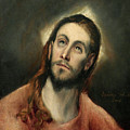 Christ In Prayer by El Greco