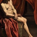 Christ Mocked by Troy Caperton