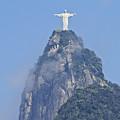 Christ The Redeemer, Rio De Janeiro by Karol Kozlowski